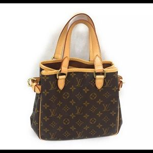 Louis Vuitton Monogram Batigonolles Pm